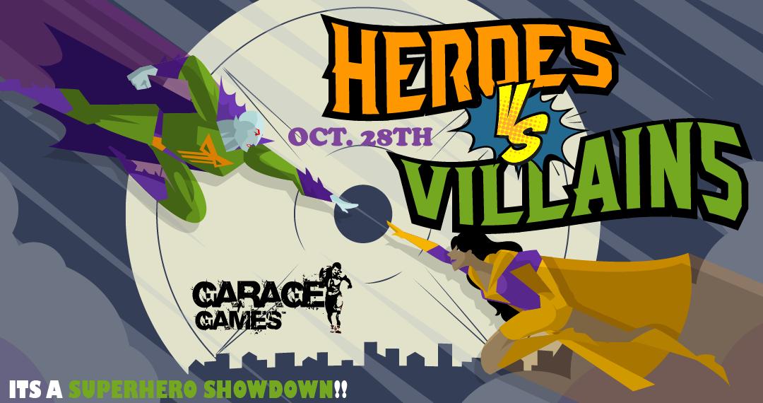 The garage games